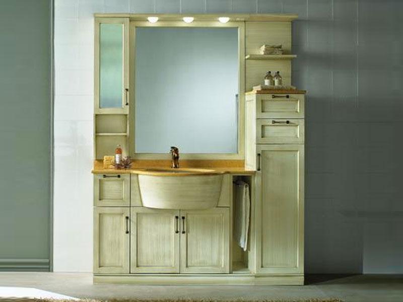 Vasto assortimento e vendita di mobili e mobiletti bagno: classici ...
