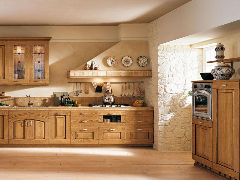 Bergamo mobili cucina in offerta e su misura scarpellini - Arredamento cucina classica ...