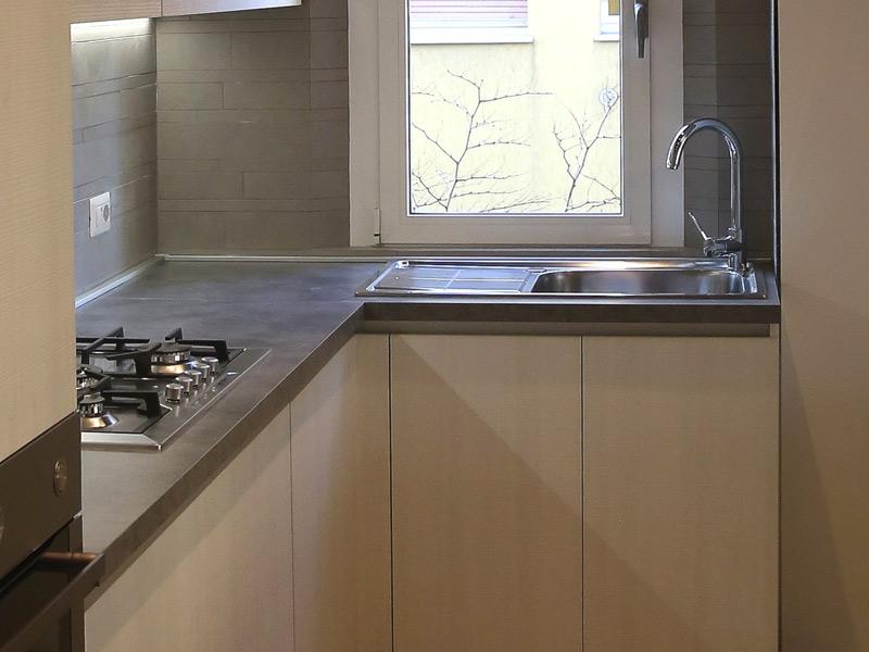 Bergamo mobili cucina in offerta e su misura scarpellini for Mensole laccate su misura
