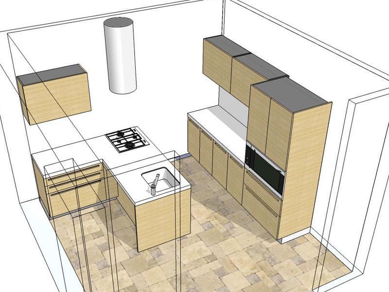 Bergamo mobili cucina in offerta e su misura scarpellini falegnameria - Cucine classiche economiche ...