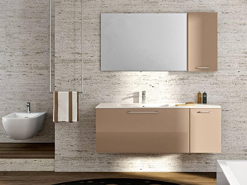 Bagno Elegante Piccolo: Come realizzare un bagno piccolo idee per con ...